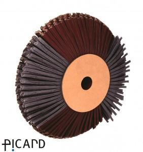 profile sanding wheel FAPI FLEX RADIAL
