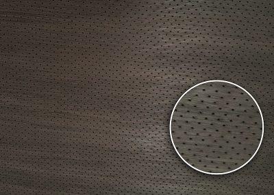 Losan Micro Perforated Panels Smoked Eukalyptus